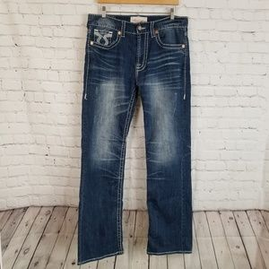 Big Star men's Pioneer Made For Buckle Jeans